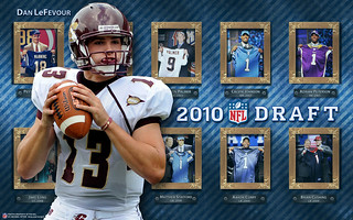2010 NFL Draft - LeFevour | by RMTip21