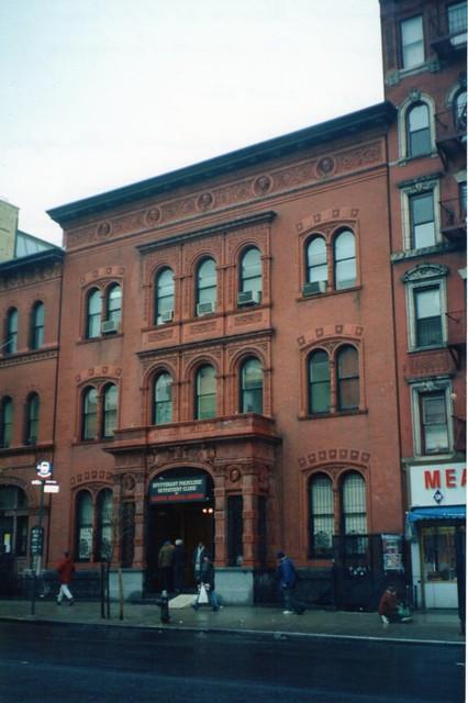 Stuyvesant Polyclinic (1883): New York City, NY (1997)
