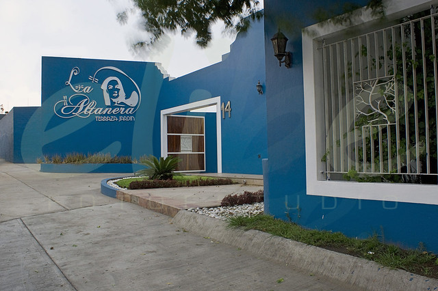 Salón Terraza - La Altanera
