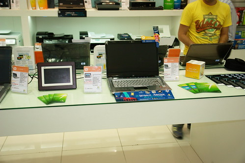 Windows 7 @HP Fortaleza