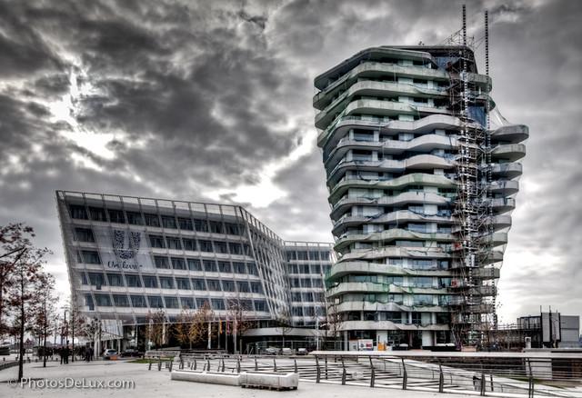 Hafencity Marco Polo Tower Hamburg Germany   HamburgCam   Flickr