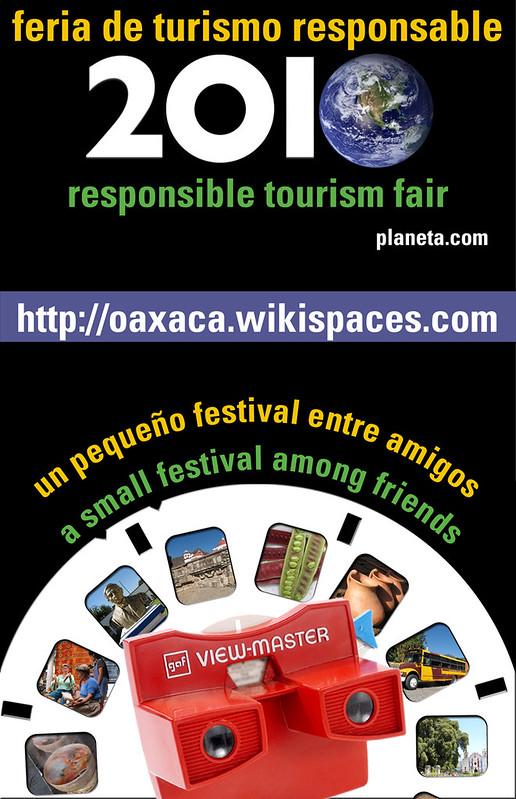 2010 Responsible Tourism Fair