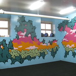 Earth School Mural I