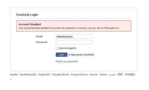 hacker per facebook