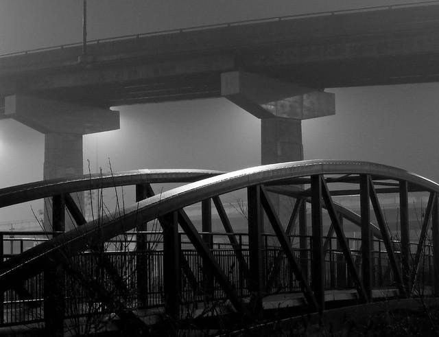 Bridge Below On-Ramp