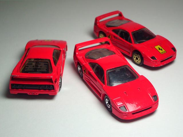 Ferrari F40 Matchbox Thailand Bezdumi Flickr