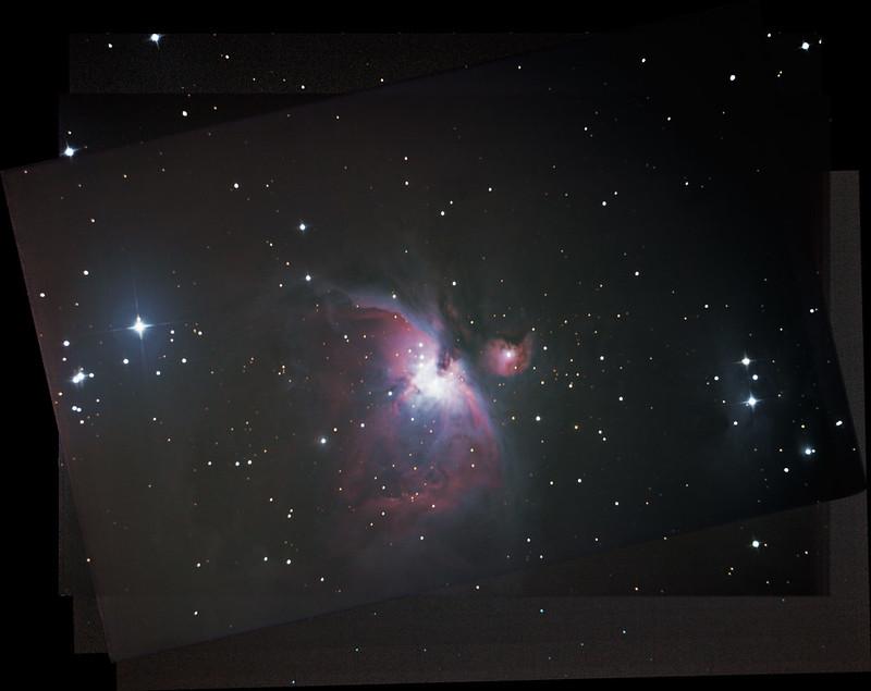 M42 - 04.12.2009 (mit und ohne UHC) und 26.12.2009