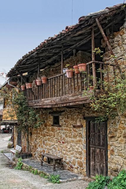 Piloñeta aldea Asturias