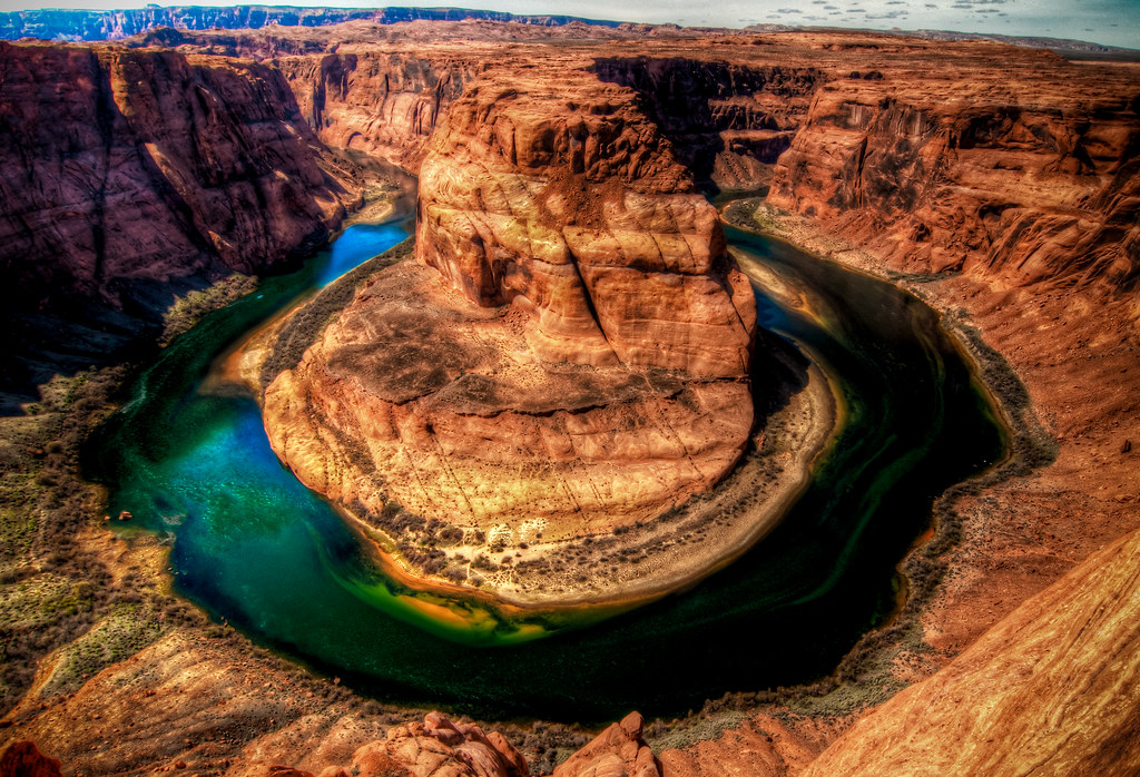 Horseshoe Bend by bhanu.t