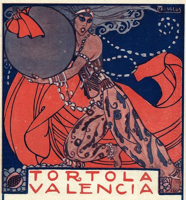 Tórtola Valencia