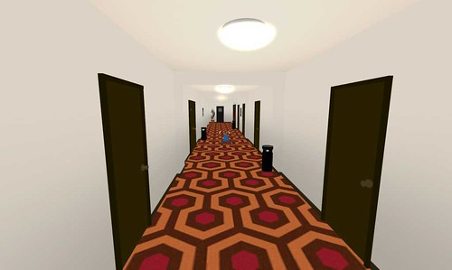 The Kubrick Rooms, Desperation Kelly (212, 169, 28) - Moderate | by ▓▒░ TORLEY ░▒▓