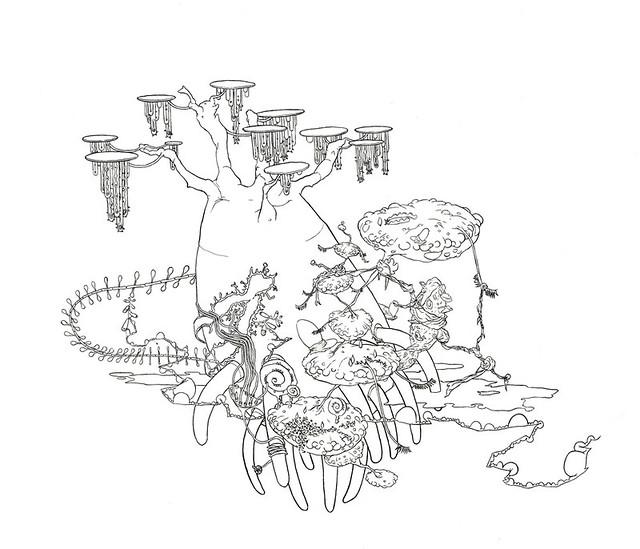 Diagram Sketch