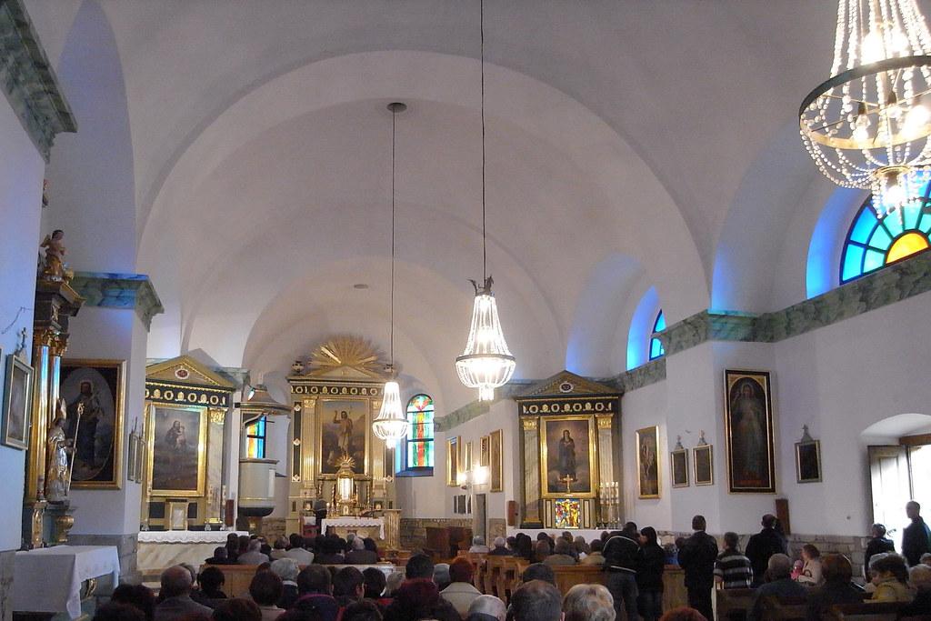 W kościele / In the church