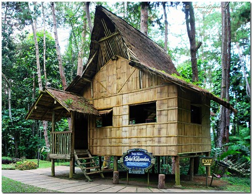 park house mountain nature forest traditional philippines tribal resort hut eden kubo ethnic davao indigenous bahay balai nipa mindanao datu davaocity lumad davaodelsur kalimudan tinubdan mindanaoan