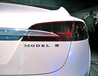 Tesla Motors Model S-1 | by jurvetson