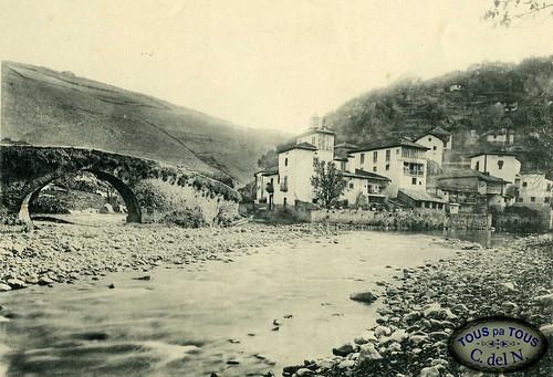 La Veiguitina y ríos Narcea y Luiña