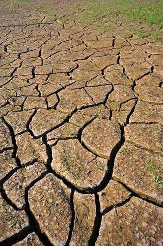 cracked earth2 | by CIAT International Center for Tropical Agriculture