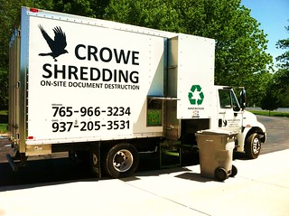 Shred Truck #2 | by croweshredding