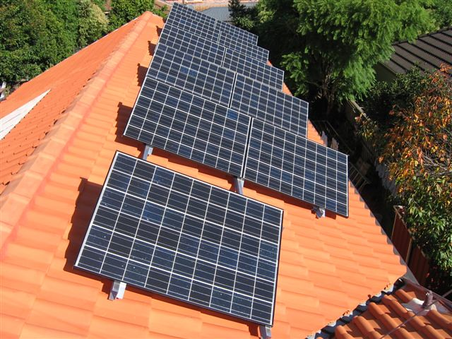 Wayne from Glenhaven NSW_The 12 Solar Switch PV on our roof