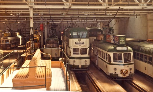 Flickr The Trams At Blackpool 100 Event 1985 Images