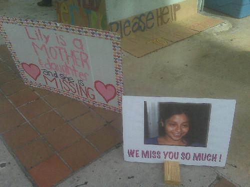 Justice for Lily Aramburo Hunger Strike Nov 16-21