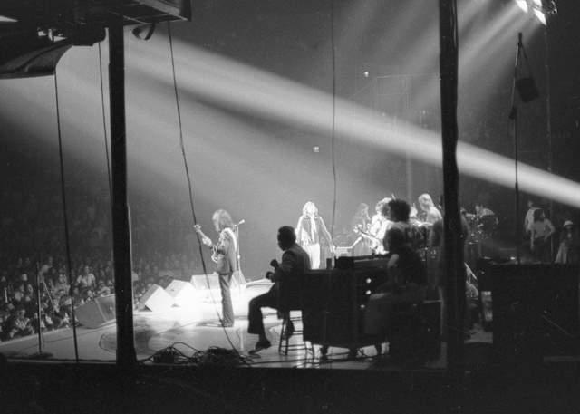 Rolling Stones, Charlotte (1972) | Charlotte Coliseum - Char