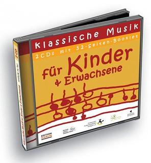 klassische musik f r kinder erwachsene doppel cd inkl. Black Bedroom Furniture Sets. Home Design Ideas