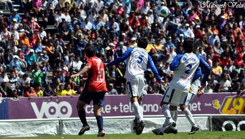 DSC_1015 Empate 2-2 entre Lobos BUAP y Veracruz por LAE Manuel Vela