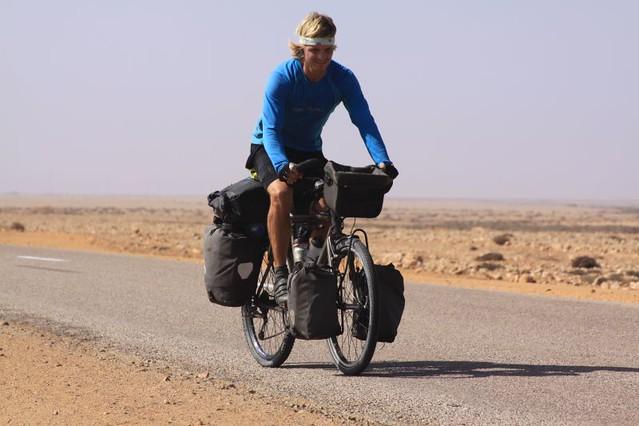 Nicolai north of Tan Tan, southern Morocco.