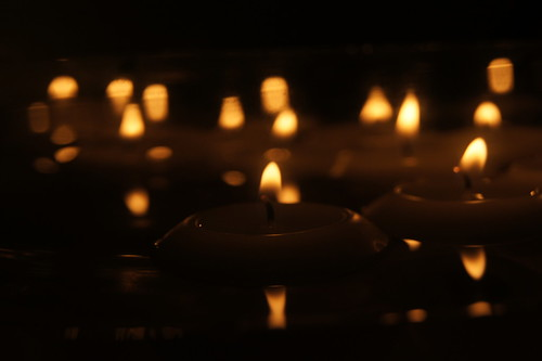 Floating Candles | by bugmonkey