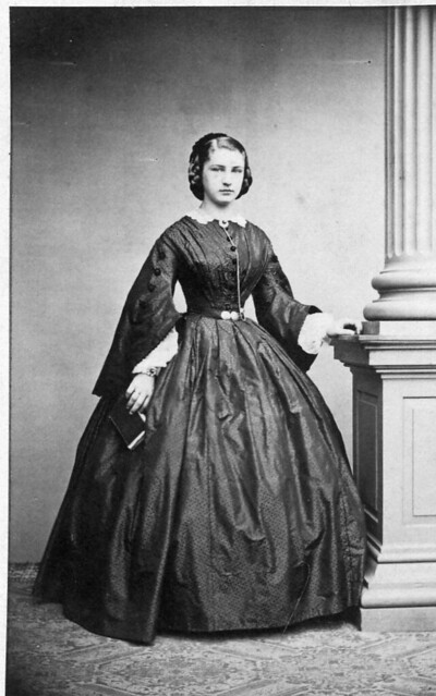 Womens Dresss 1850s Victorian Womens Dresses from 1850s