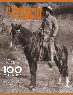 El Palacio Spring 2009 Cover