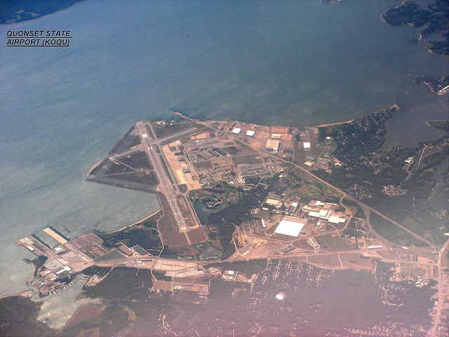 Quonset State Airport (AMS-JFK)