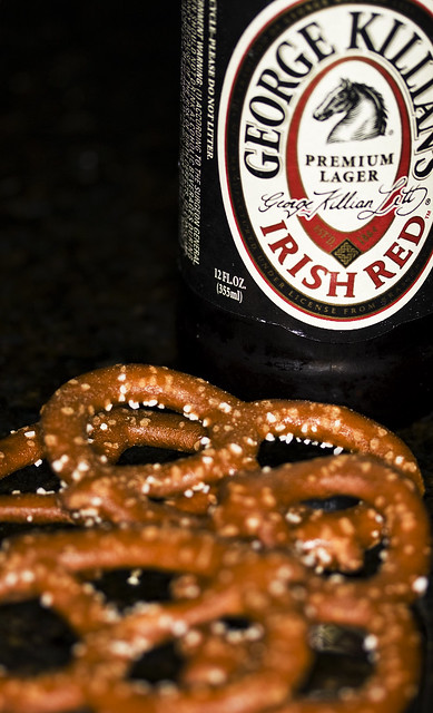 Pretzels and Beer Never Fear