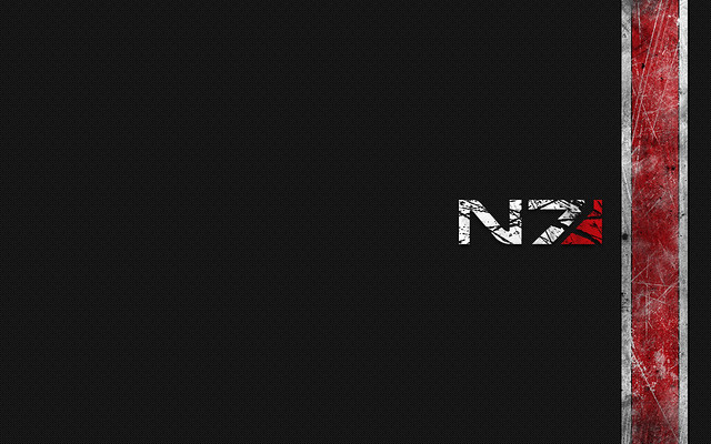 N7 Wallpaper - Mass Effect | In a photoshop mood and ...