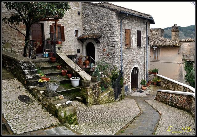Val Nerina - Arrone - Uno dei  borghi più belli d'Italia