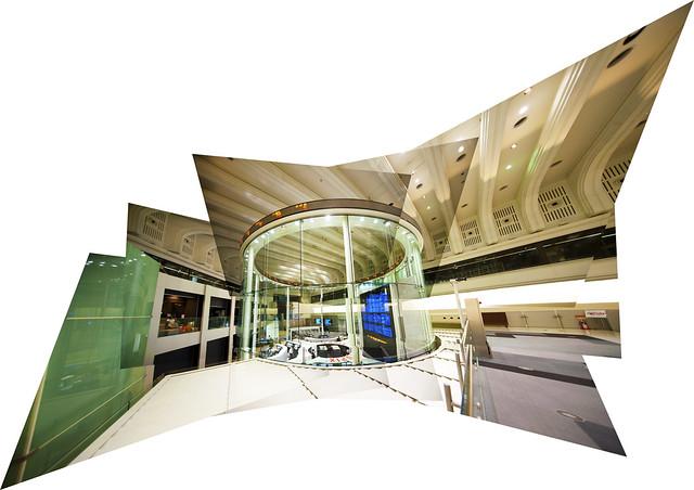 Tokyo Stock Exchange Panorama