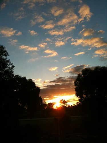 sunset iphoto 365 maddington