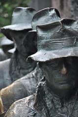 Roosevelt memorial Washington