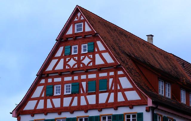 Ehningen - Half-Timbered House