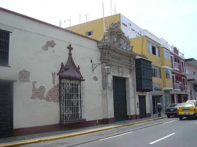 DSC02670 - Estado actual de Casa Ganoza Chopitea