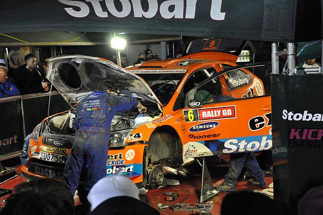 Stobart mechanics 2