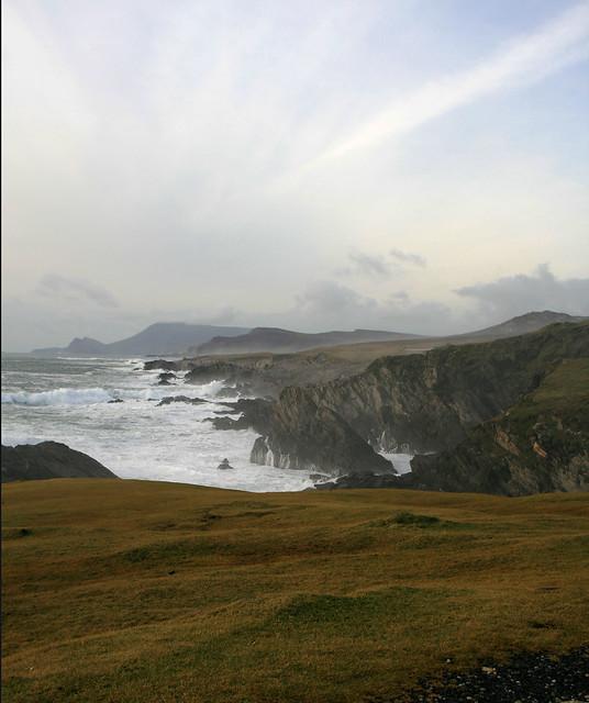 Coastline at Achill Island