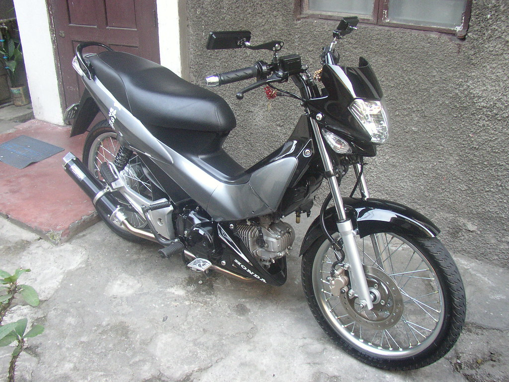 Honda xrm rs 125 set up front by paragontarlac