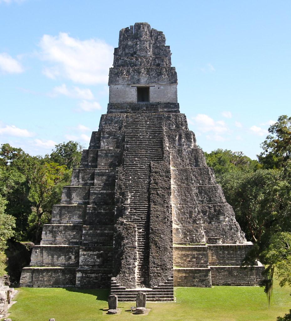 mayan sacrifice temple - HD929×1024