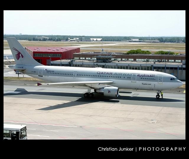 A300B4-622R | Qatar Airways | A7-ABO | FRA