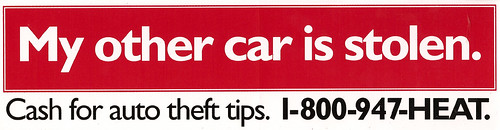 Bumper Sticker | by Bright Orange Advertising