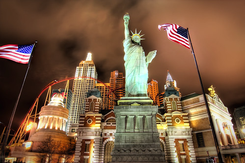 New York New York in Las Vegas | by Werner's World