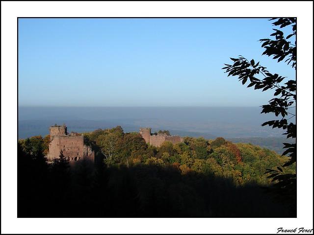 Les châteaux d'Ottrott