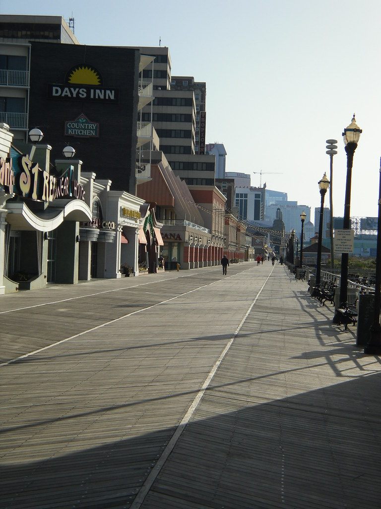 Atlantic City Boardwalk New Jersey Atlantic City Boardwa Flickr